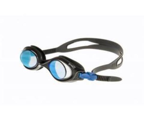 Очки для плавания S53 BLADE MIRROR L34 синий Saeko