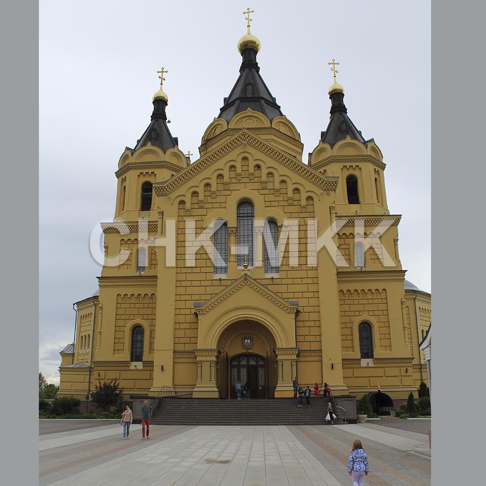 Собор Александра-Невского в Нижнем Новгороде