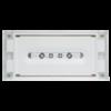 Аварийный светильник IP65 SOLID ZONE LOWBAY Teknoware для низких потолков – вид спереди