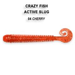 Силикон CRAZY FISH ACTIVE SLUG 2-7.1-4-1