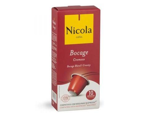 Кофе в капсулах Nicola Bocage