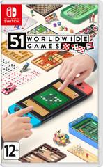 51 Worldwide Games (Nintendo Switch, английская версия)