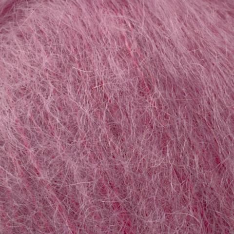 Пряжа Mohair Royal ( Мохер Роял ). Цвет: пыльная роза. Артикул: 14445