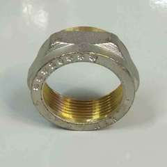 Муфта обжимная для металлопластиковых труб 26*3/4 наружная резьба, Valve