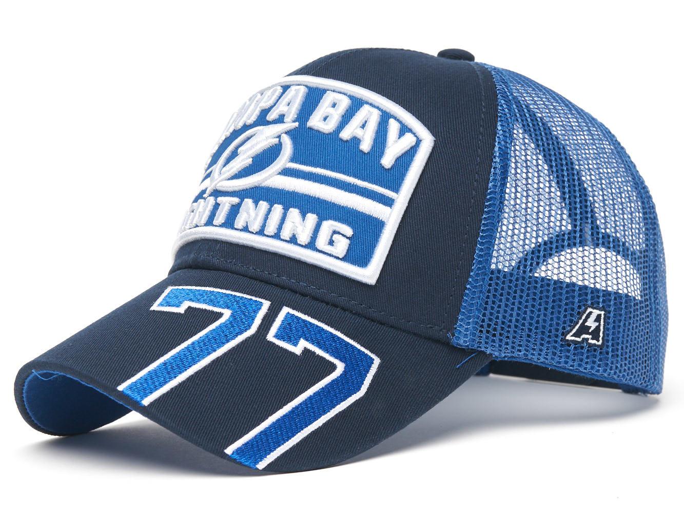 Бейсболка NHL Tampa Bay Lightning №77