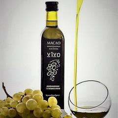 Масло виноградных косточек нерафинированное / 250 мл