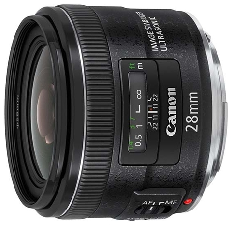 Canon EF 28mm f/2.8 IS USM (JAPAN)