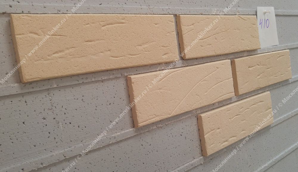 Stroeher - 410 groningen, Keraprotect, 240x71x11 - Клинкерная плитка для фасада и внутренней отделки