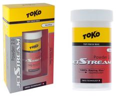 Порошок TOKO Jetstream Powder 2.0, (-2-12 C), красный, 30 g