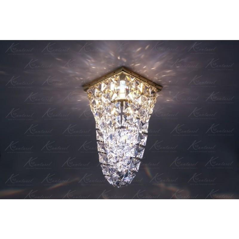 Встраиваемый светильник Kantarel Falls Square CD 062.3.1