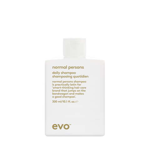 EVO Шампунь для восстановления баланса кожи головы [простые люди] Normal Persons Daily Shampoo
