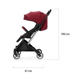 Прогулочная коляска Kinderkraft Indy Burgundy