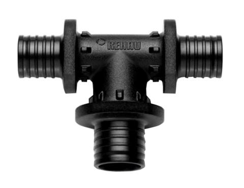 Rehau PX 16-25-16 тройник c увеличенным боковым проходом (11601021001)