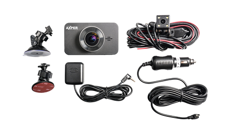 Видеорегистратор AXPER Throne GPS HDMI