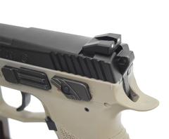 Пневматический пистолет CZ P-09 пулевой - DT-FDE