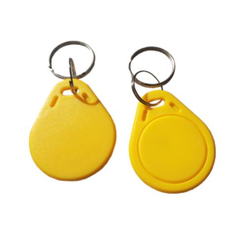 Смарт брелок Mifare SARMAT (желтый)