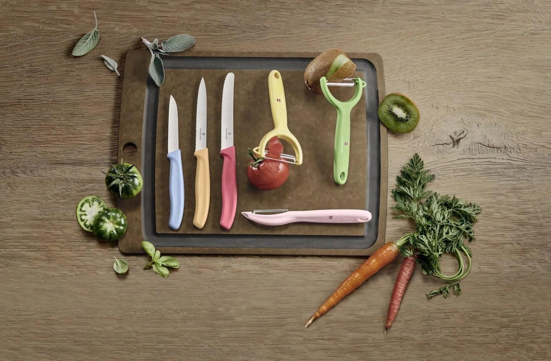 Швейцарские ножи и овощечистки Victorinox Swiss Classic Trend Colors   купить в интернет-магазине Wenger-Victorinox.Ru