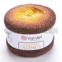 Flowers Alpaca Yarnart 437