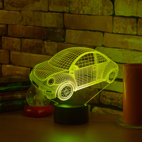 Лампа Volkswagen Beetle 2010