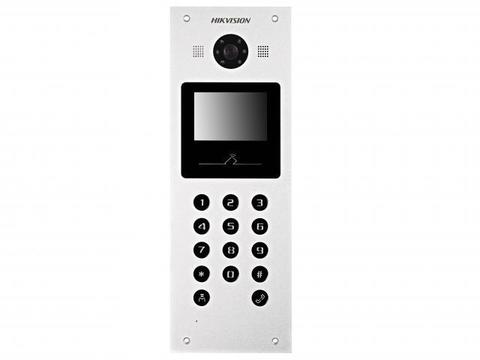 IP вызывная панель Hikvision DS-KD6002-VM