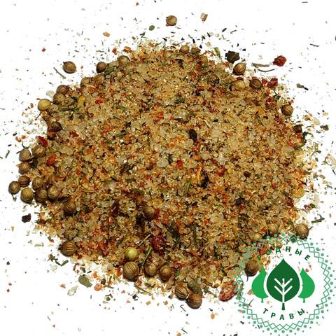 Сванская соль (чесночная)