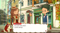 Layton's Mystery Journey: Katrielle and the Millionaires' Conspiracy. Deluxe Edition (Nintendo Switch, английская версия)
