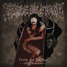 CRADLE OF FILTH: Cruelty And The Beast - Re-Mistressed