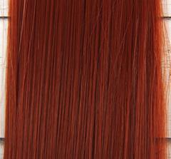 Волосы для кукол, трессы прямые, 15 см*1 метр.