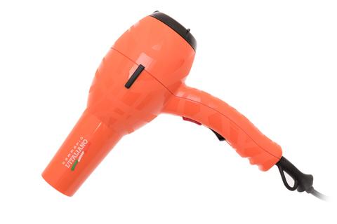 Фен Gamma Piu L'Italiano, 2000 Вт, оранжевый