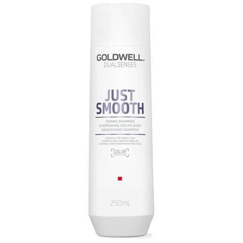 Шампунь для непослушных волос, Goldwell Dualsenses Just Smooth Taming Shampoo, 250 мл.
