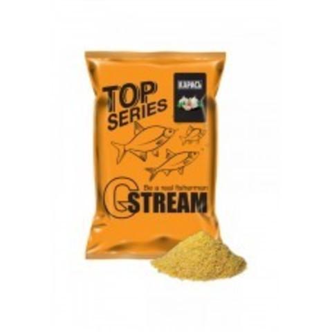 Прикормка G.Stream Top Series Карась (чеснок)