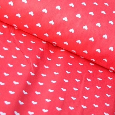Бязь плательная 150 см 1746/20 цвет красный