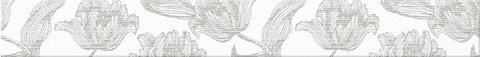 Бордюр AZORI Mallorca Grey Border Floris 630x75