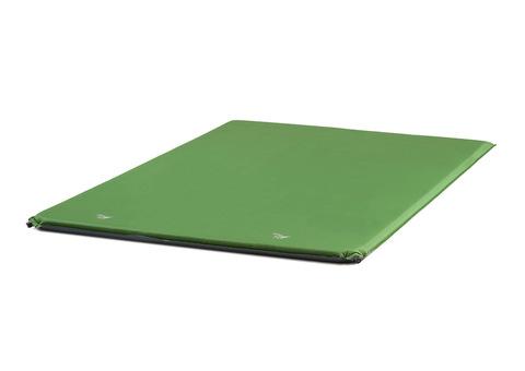 Коврик Trek Planet Relax 50 Double, двуместный, зеленый, 198х130х5 см