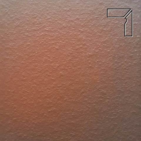 Ceramika Paradyz - Cloud Brown Duro, 300x81x11, артикул 18 - Цоколь правый структурный 2-х элементный