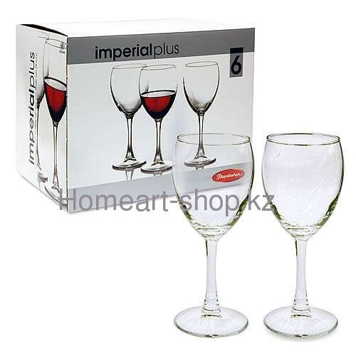 Набор бокалов для красного вина Pasabahce Imperial Plus  240ml  6 шт.  44799-6