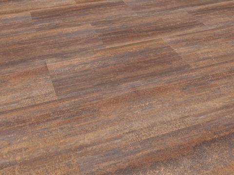 Клеевая кварц виниловая плитка Ecoclick NOX-1759 Тейде