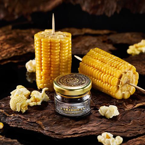 Табак для кальяна WTO 200 г Caribbean Blend CB08 Boiled Corn (Варёная Кукуруза)