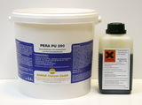 PERA PU-290-R (10 кг) двухкомпонентный полиуретановый паркетный клей