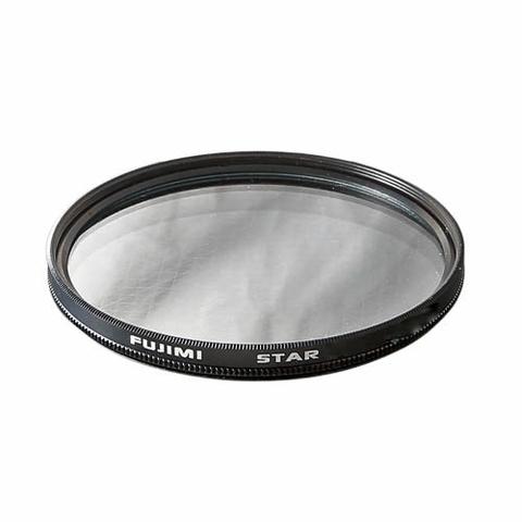 Эффектный фильтр Fujimi Rotate Star 4 на 52mm (4 луча)