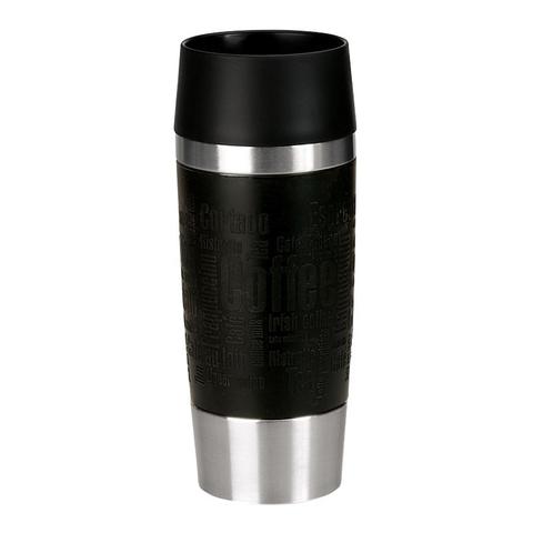 Термокружка Emsa Travel Mug (0,36 литра), черная