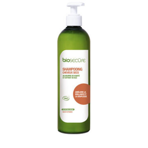 Шампунь для сухих волос Bio Secure, 370 мл (срок годности до 07.2021)