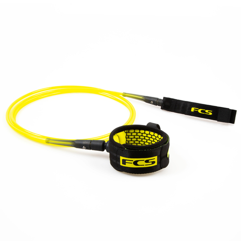FCS 6' All Round Essential Leash Acid