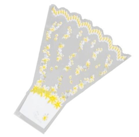 Рюмка Мелодия (упаковка-50 шт.) Размер: 30/40 Цвет: желтый