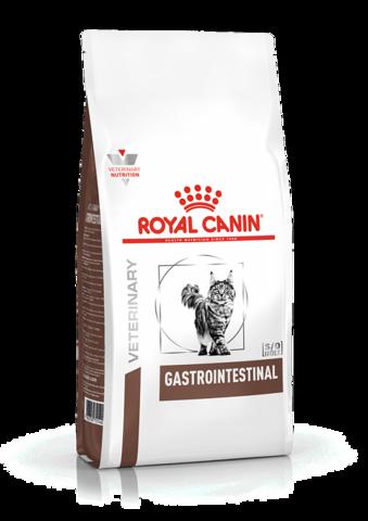 Royal Canin (2 кг) Gastro Intestinal GI32 для кошек