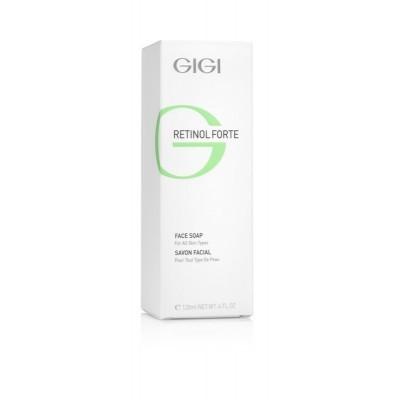 GIGI Retinol Forte: Мыло жидкое для всех типов кожи лица (Face Soap for All Skin Types) , 120мл