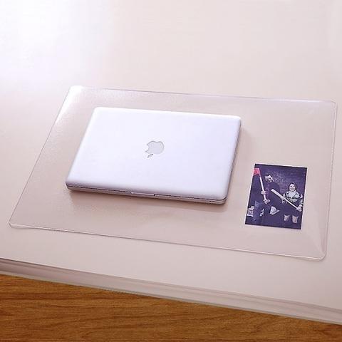 Коврик на стол прозрачный 40 х 28 см