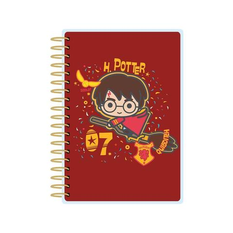 Ежедневник с украшениями - Paper House 12-Month Mini Planner Harry Potter Chibi