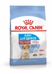 Корм для щенков средних пород, Royal Canin Medium Puppy