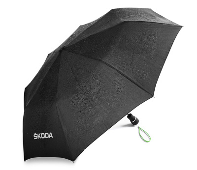 Зонт складной Skoda